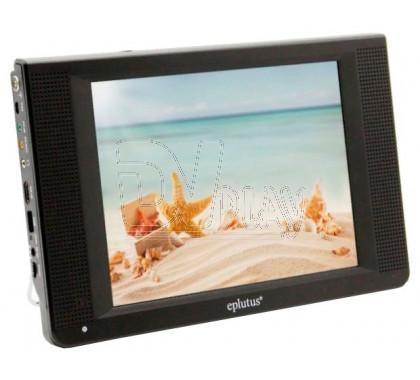 Телевизор Eplutus EP-106T (Analog + DVB-T2) с аккумулятором