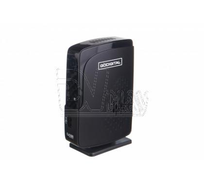 Цифровой ресивер GODIGITAL 1109 + кабель 3RCA