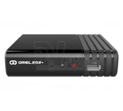 Oriel 202 + ресивер DVB-T2