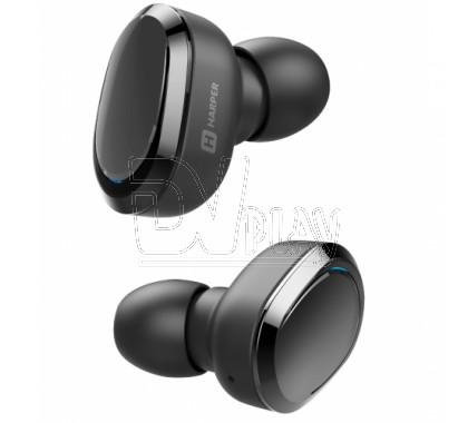 Harper HB-509 гарнитура Bluetooth черная