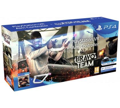 Aim Controller + Bravo Team для PlayStation VR
