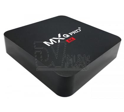 Андроид мини ПК MXQ PRO+ 4K +  пульт