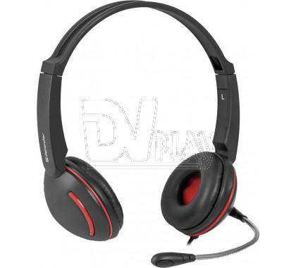 Defender Aura 115 гарнитура черная