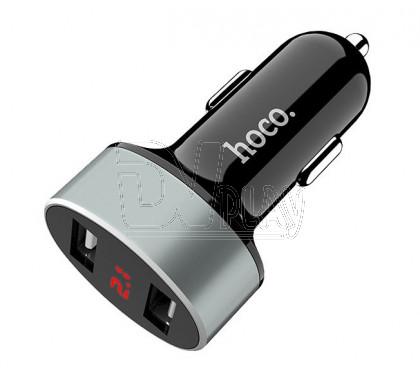 Автомобильная зарядка Hoco. Z26