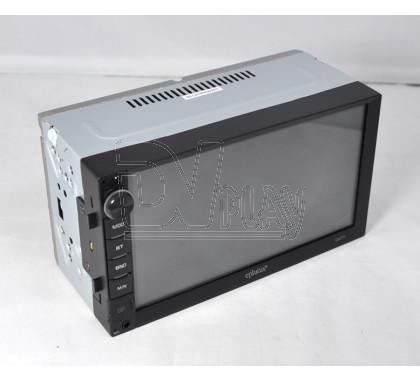 "Автомобильный MP5-плеер Eplutus CA771 (7"", Bluetooth, FM, USB, microSD, пульт)"