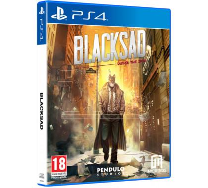 Blacksad: Under the Skin - Limited Edition (русская версия) (PS4)