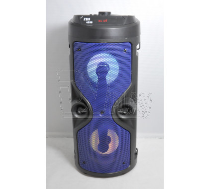 Bluetooth Speaker ZQS-4209 портативная акустика