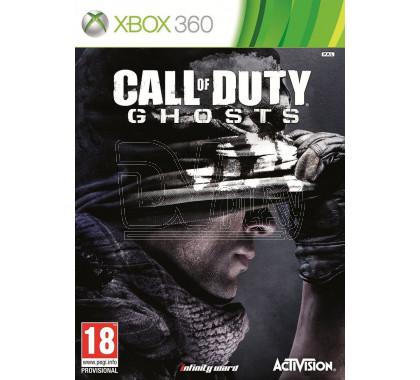 Call of Duty: Ghosts (русская версия) (XBOX 360)
