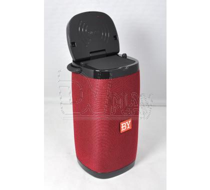 Charger BY-6650 портативная акустика красная
