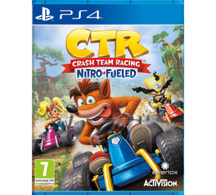 Crash Team Racing Nitro - Fueled (PS4)