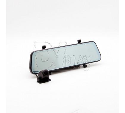 Видеорегистратор в зеркале Eplutus D85 с 2 камерами