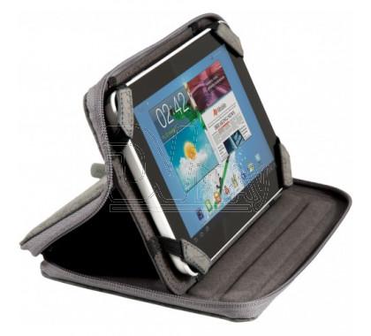"""Чехол для планшета Defender Tablet Purse Uni 7"""" на молнии серый с подставкой"""