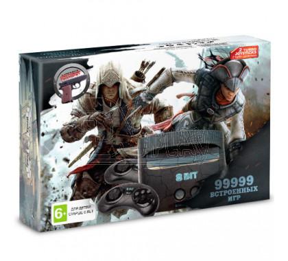 Игровая приставка 8bit Assassin Creed (99999 игр)