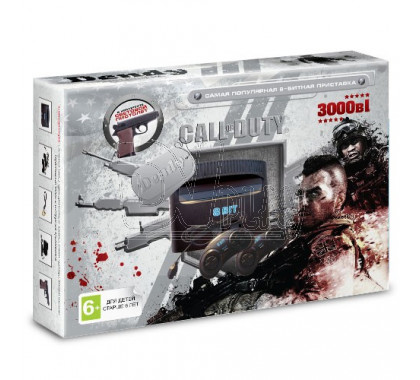 Dendy Call of Duty Ghost (3000 игр)