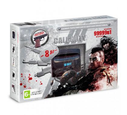 Игровая приставка 8bit Call of Duty Ghost (99999 игр)