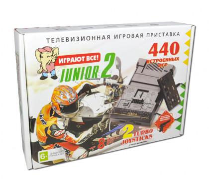 Dendy Junior 2 (440 игр)