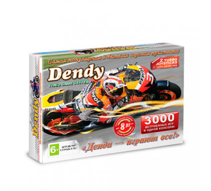 Dendy Junior Mini (3000 игр)