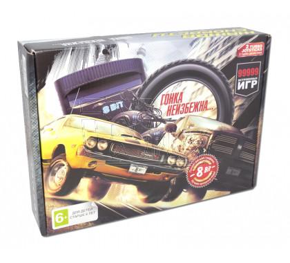 Игровая приставка 8bit N.F.S (99999 игр)