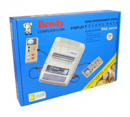 Dendy Steepler (300 игр)