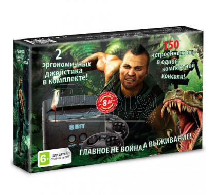 Игровая приставка 8bit Turok (150 игр)
