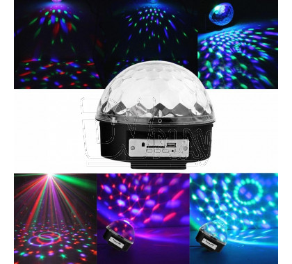 Диско Шар Magic Ball Light (Bluetooth)