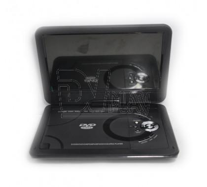 LS-104T портативный DVD + TV + DVB-T2