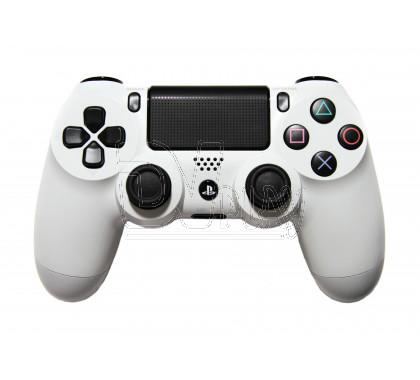 Джойстик DualShock 4 белый