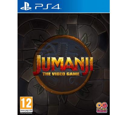 Джуманджи: Игра (русские субтитры) (PS4)