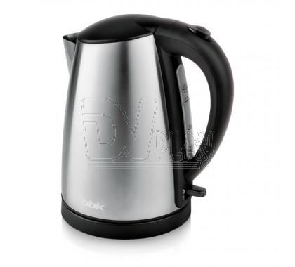 Электрический чайник BBK EK1705S металлик/черный