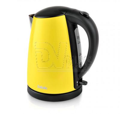 Электрический чайник BBK EK1705S желтый/черный