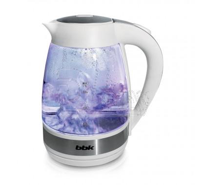 Электрический чайник BBK EK1721G белый