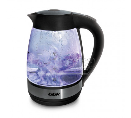 Электрический чайник BBK EK1721G черный