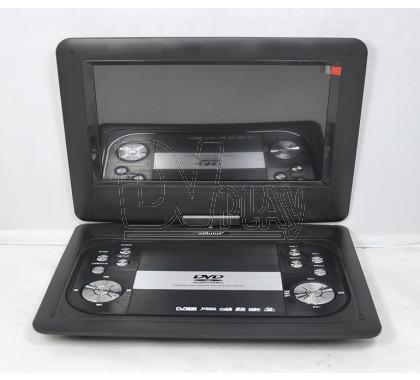 Eplutus EP-1029T портативный DVD + TV (Analog + DVB-T2)