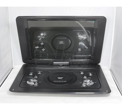 Eplutus EP-1403T портативный DVD + TV (Analog + DVB-T2)