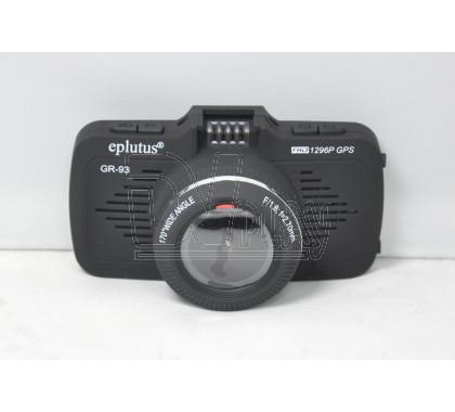 Видеорегистратор с радар детектором Eplutus GR-93