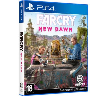 Far Cry. New Dawn (русская версия) (PS4)