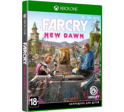 Far Cry. New Dawn (русская версия) (XBOX One)