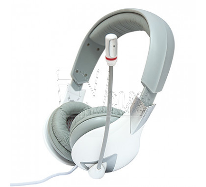 Dialog ARIA HS-A40MV гарнитура белая