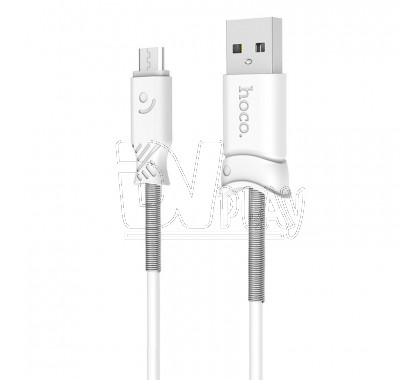 Кабель USB A - micro USB B (1 м) Hoco. X24