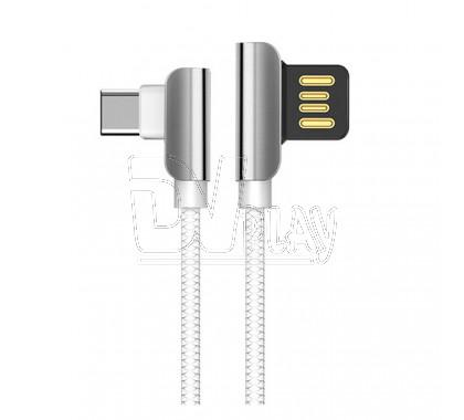 Кабель USB A - USB Type-C (1,2 м) Hoco. U42