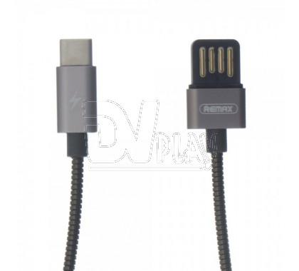 Кабель USB A - USB Type-C (1 м) Remax RC-080a