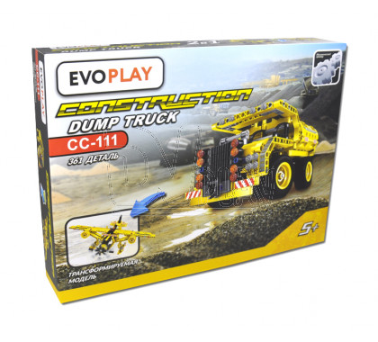 Конструктор Evoplay Dump Truck
