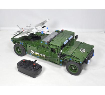Конструктор на р/у Army car