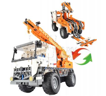 Конструктор на р/у Mobile Crane 2 in 1