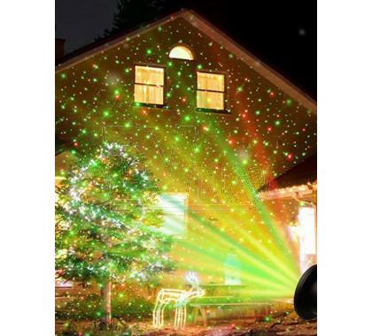 Лазерный проектор уличный (рисунки)