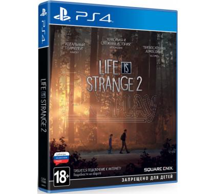 Life is Strange 2 (русские субтитры) (PS4)