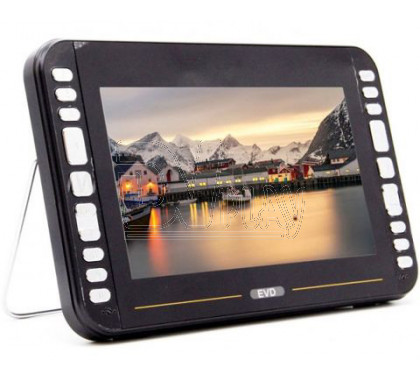 Телевизор LS-919T TV (DVB-T2) + DVD с аккумулятором