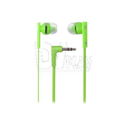 Наушники GAL M-005G-F зеленые