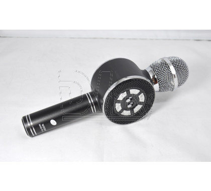 Magic Karaoke Wster WS-669 черный