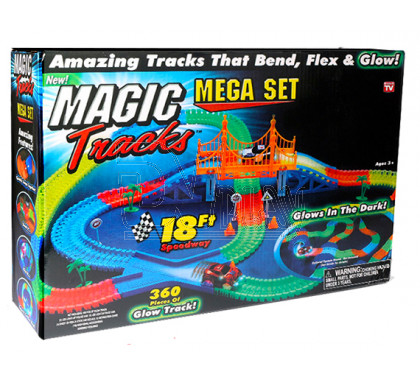 Magic Tracks 360 (Волшебная Трасса)